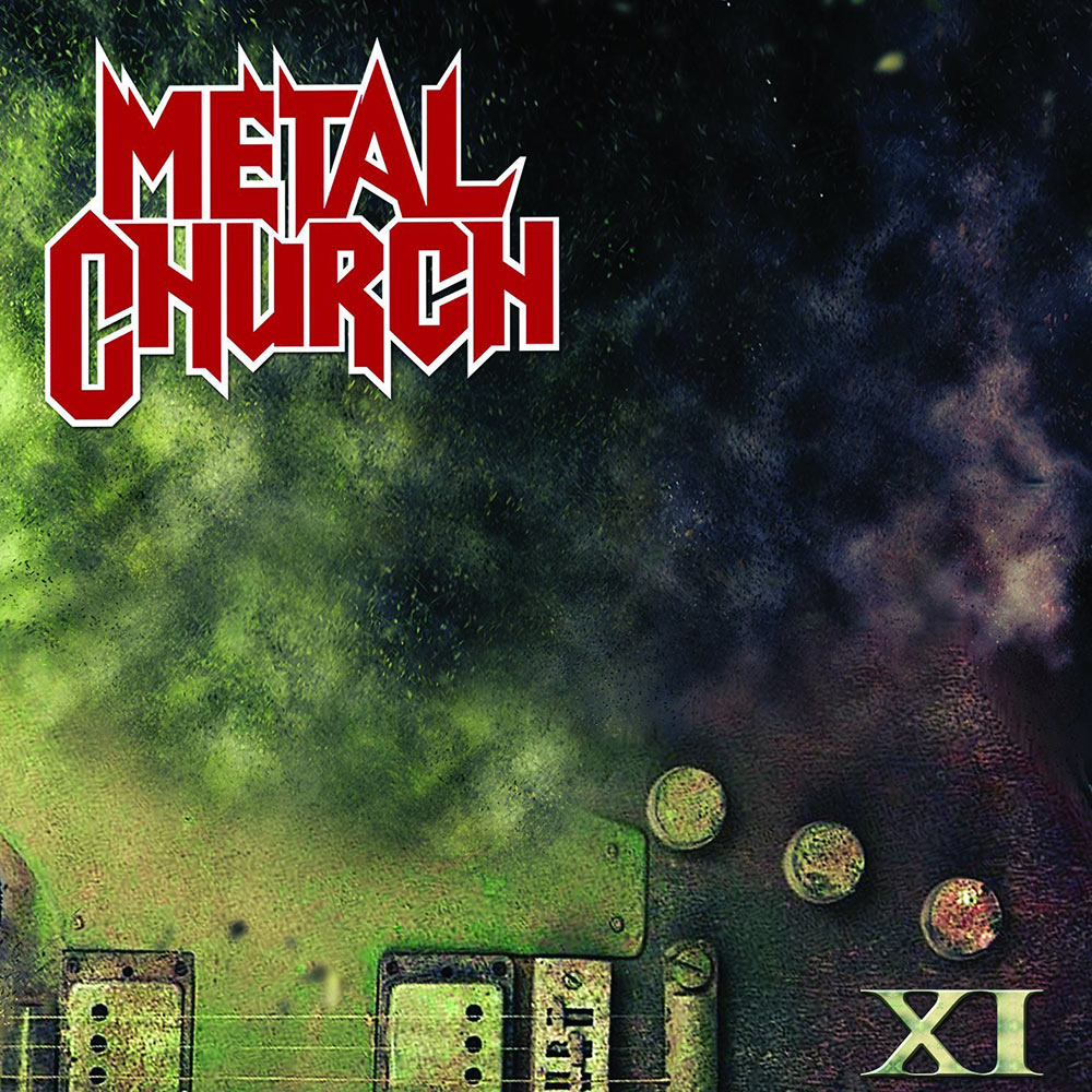 Metal Church: XI (2016) Book Cover
