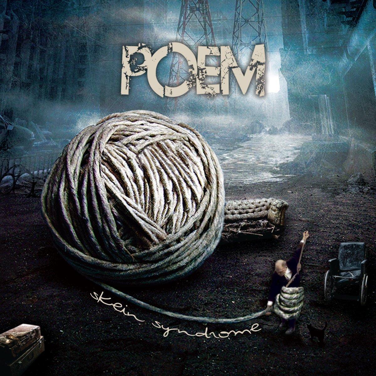 Poem: Skein Syndrome (2016) Book Cover