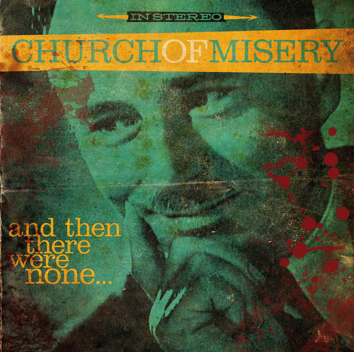 Church of Misery: and then there were none (2016) Book Cover