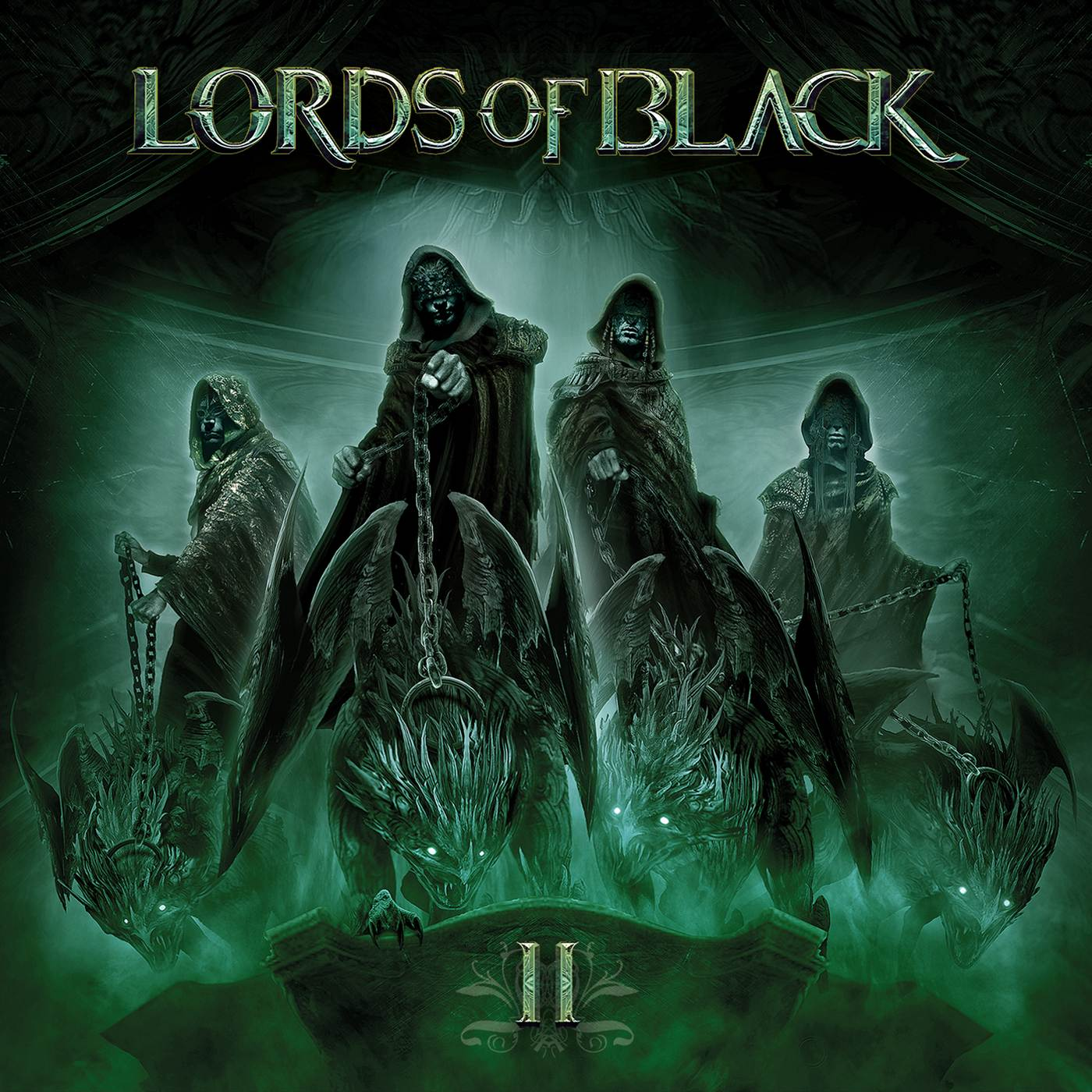 Lords of Black: II (2016) Book Cover