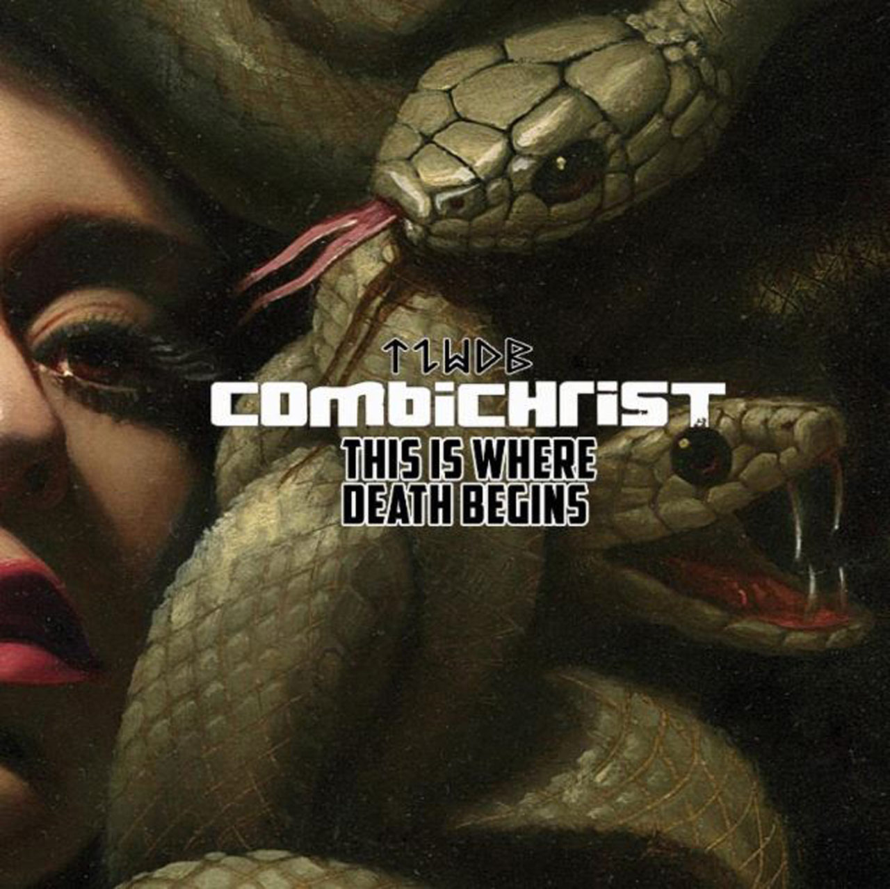 Combichrist: This Is Where Death Begins (2016) Book Cover