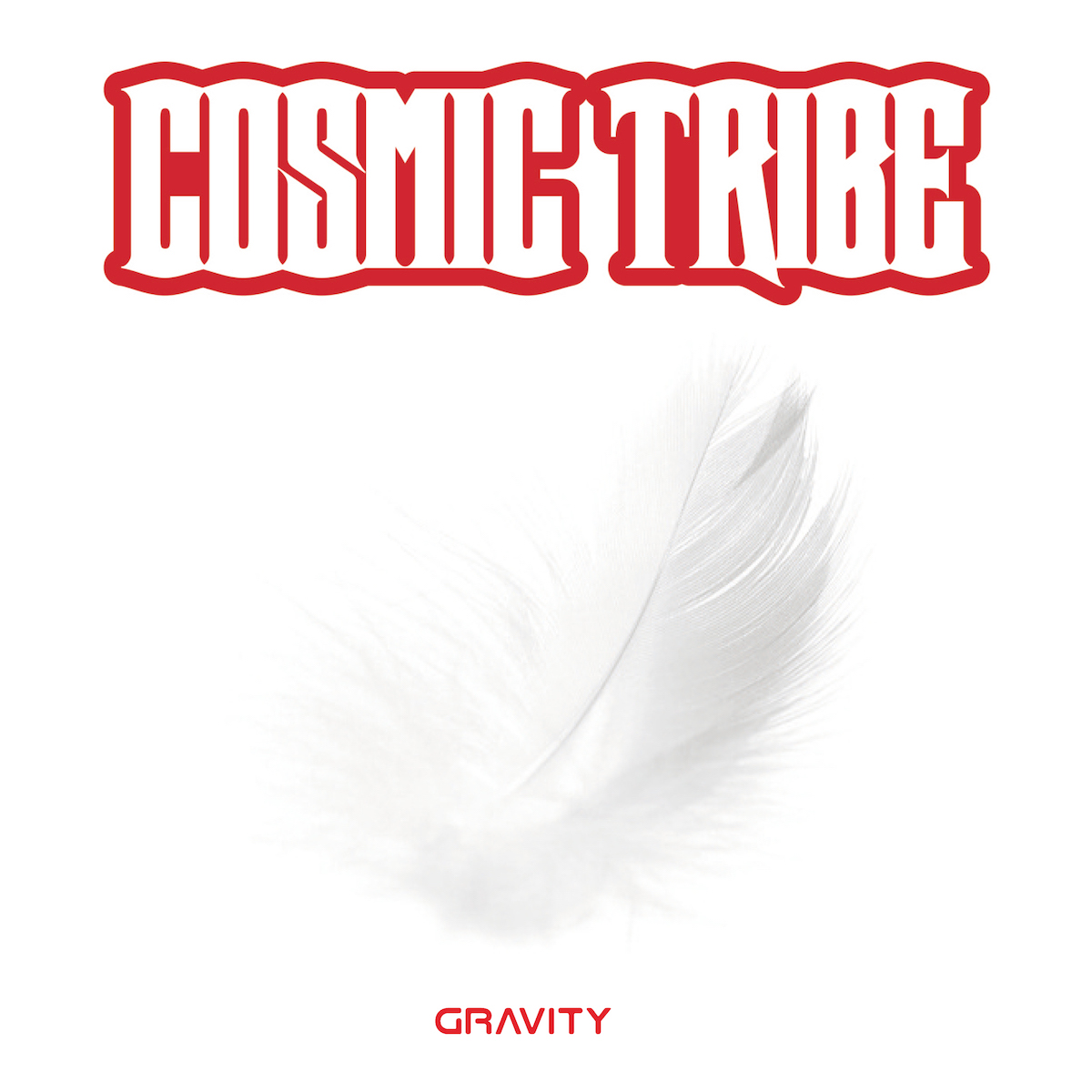 Cosmic Tribe: Gravity (2016) Book Cover