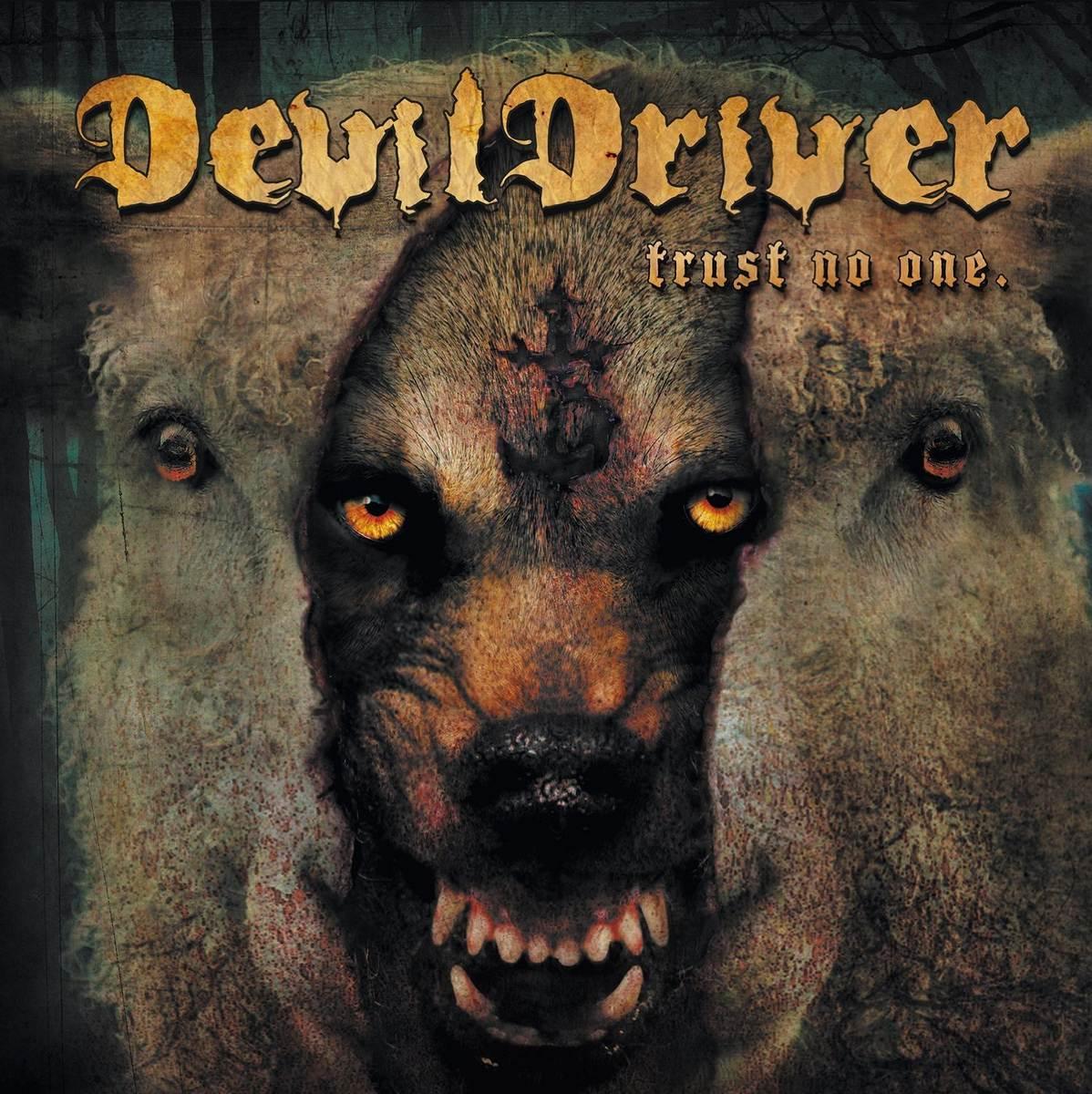 Devildriver: Trust No One (2016) Book Cover
