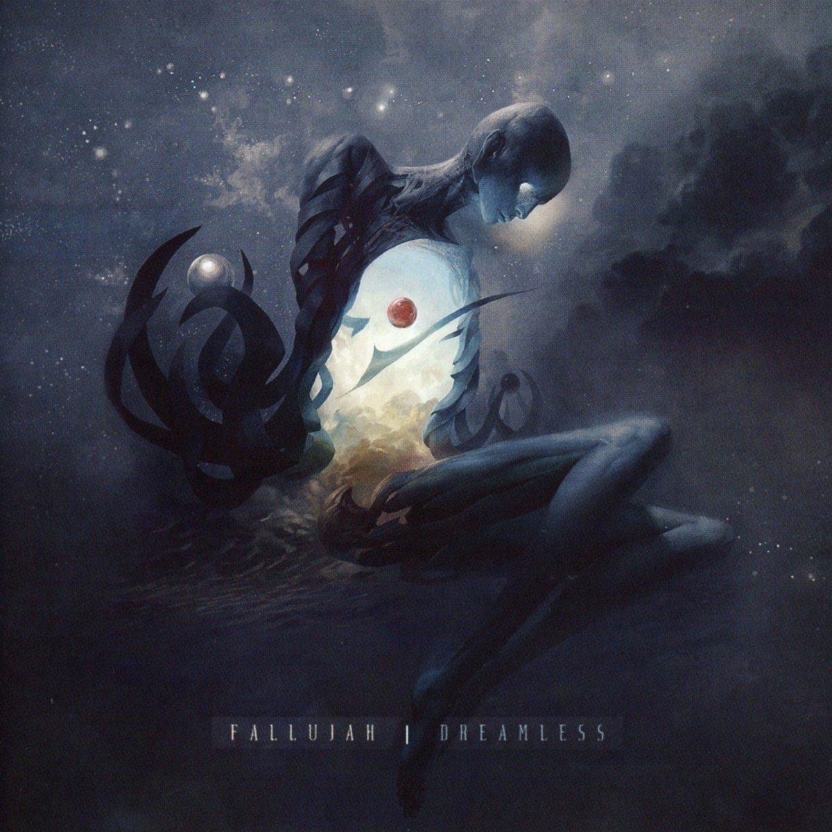 Fallujah: Dreamless (2016) Book Cover