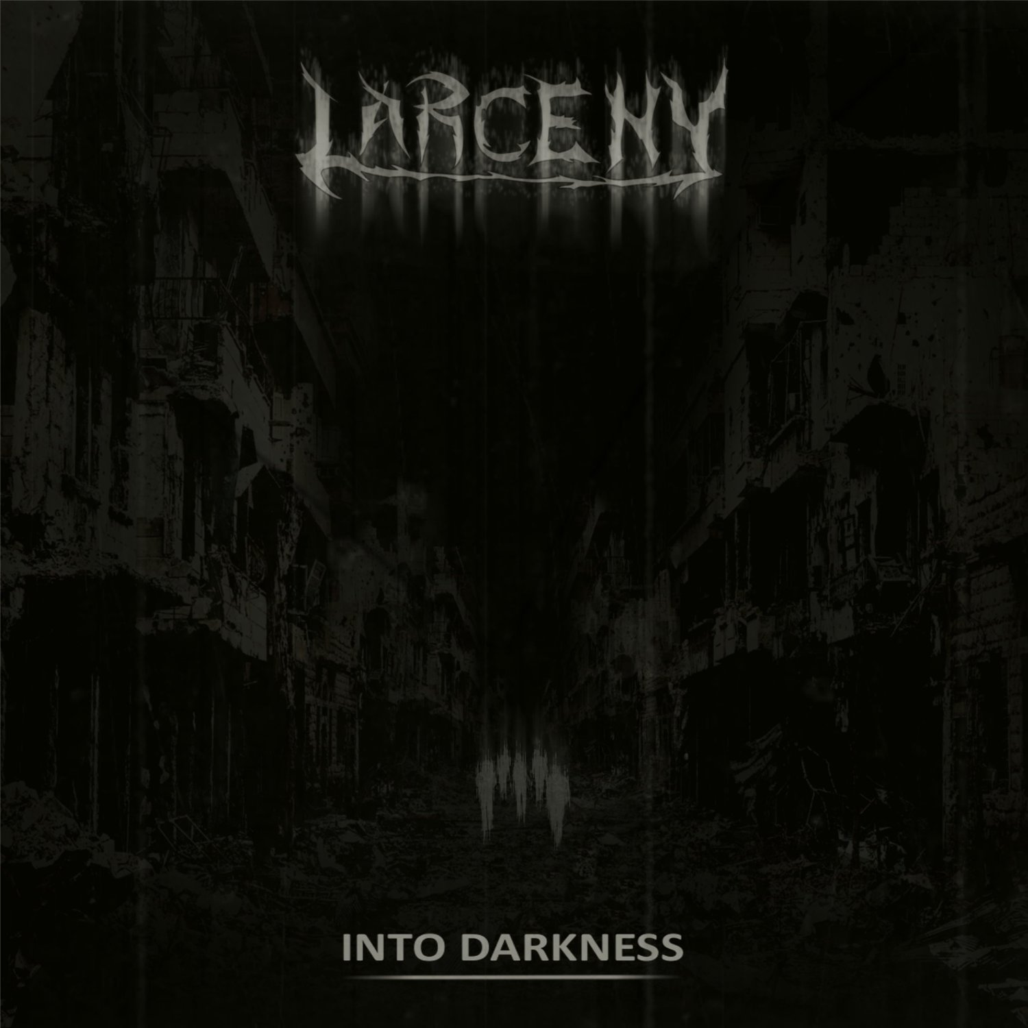 Larceny: Into Darkness (2015) Book Cover