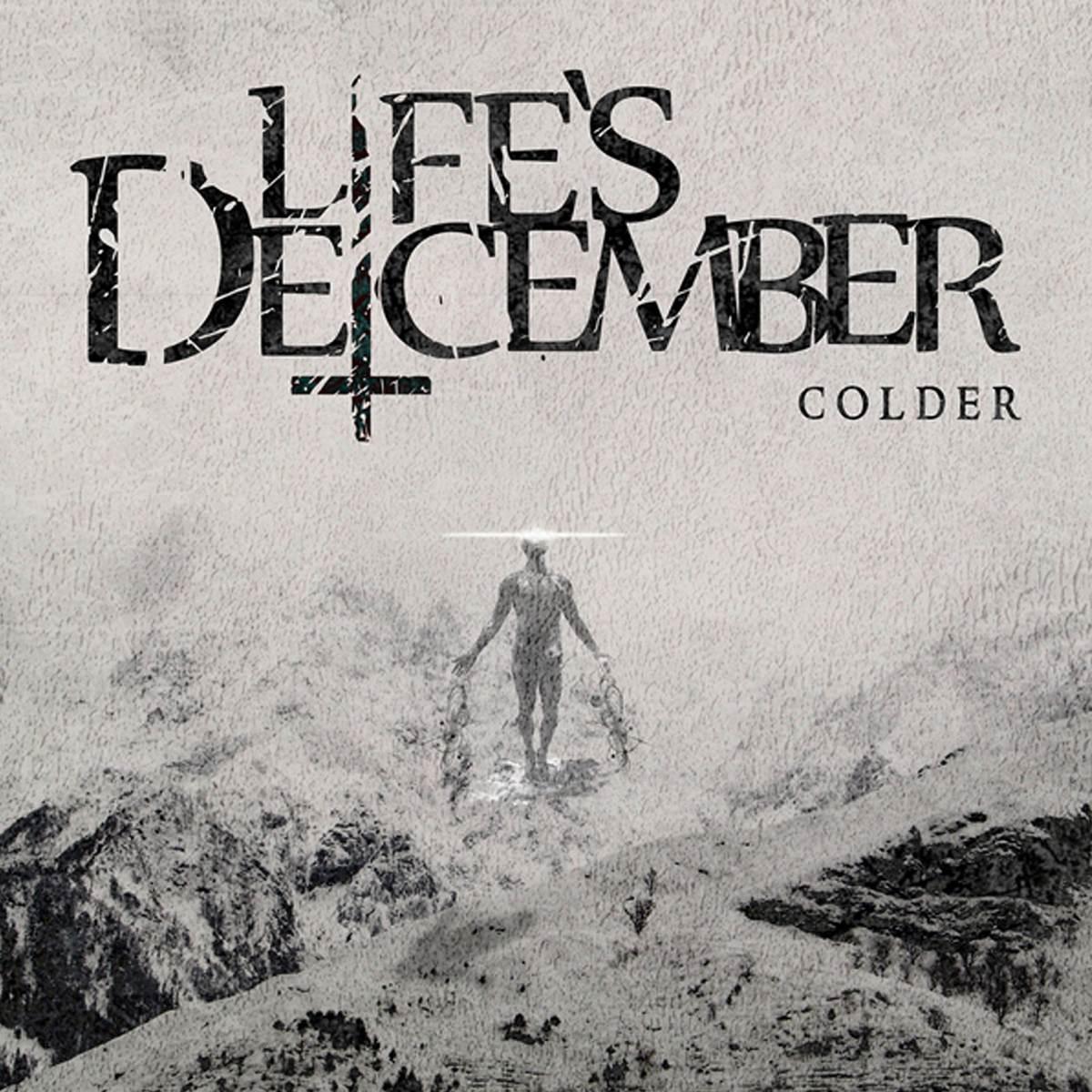 Life´s December: Colder (2016) Book Cover