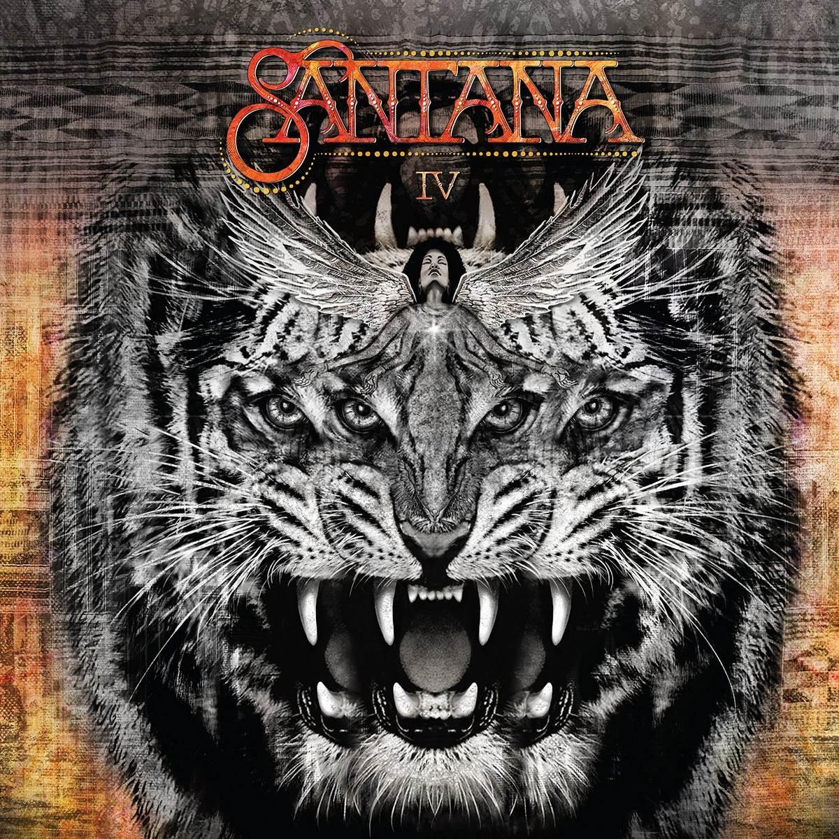 Santana: IV (2016) Book Cover