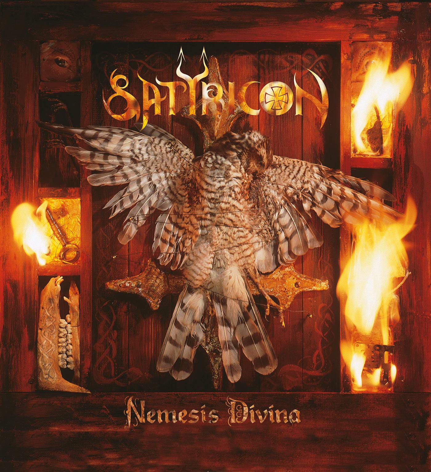 Satyricon: Nemesis Divina (2016) Book Cover