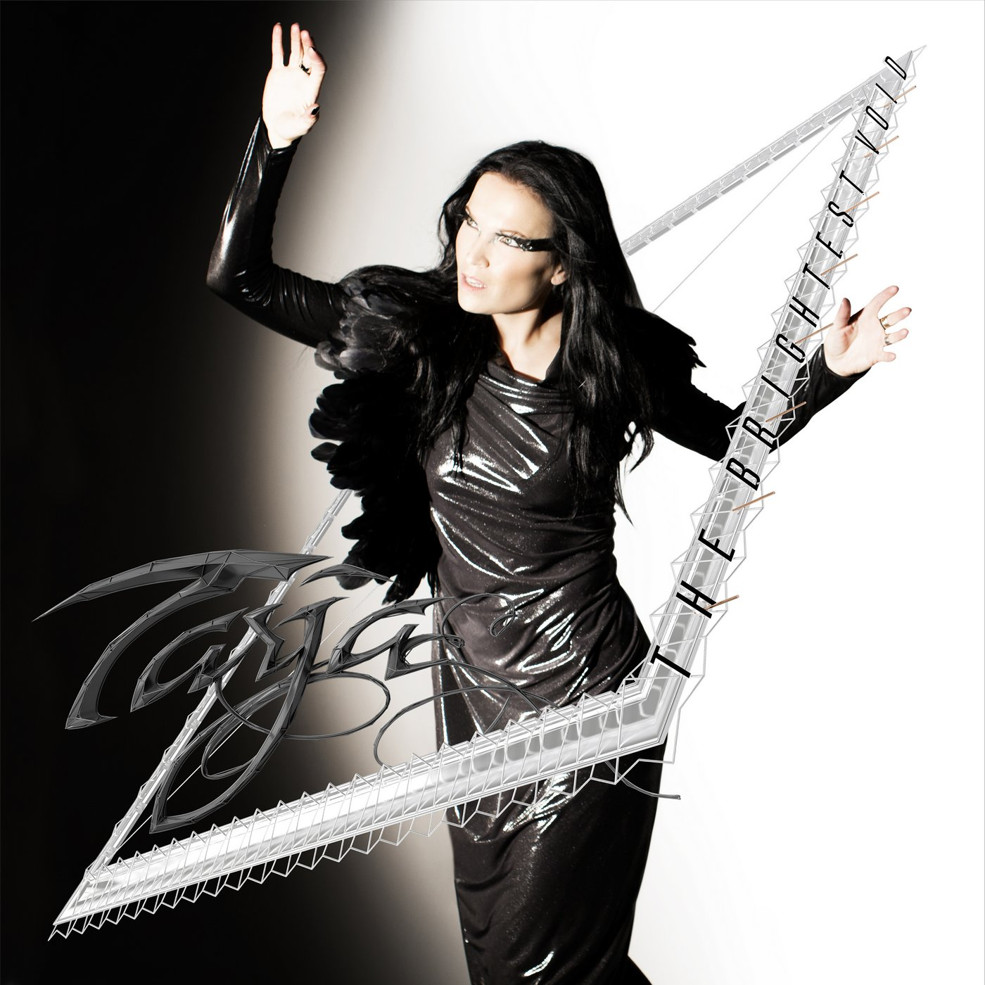 Tarja: The Brightest Void (2016) Book Cover