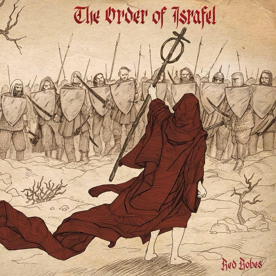 The Order of Israfel: Red Robes (2016) Book Cover