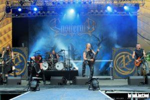 Ensiferum (Foto: Lena Behlmer)