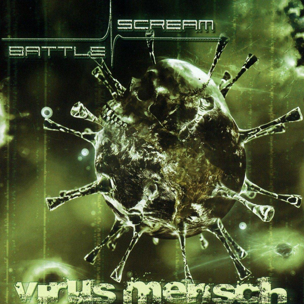 Battle Scream: Virus Mensch (2016) Book Cover