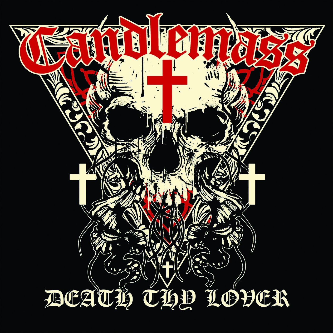 Candlemass: Death Thy Lover (2016) Book Cover