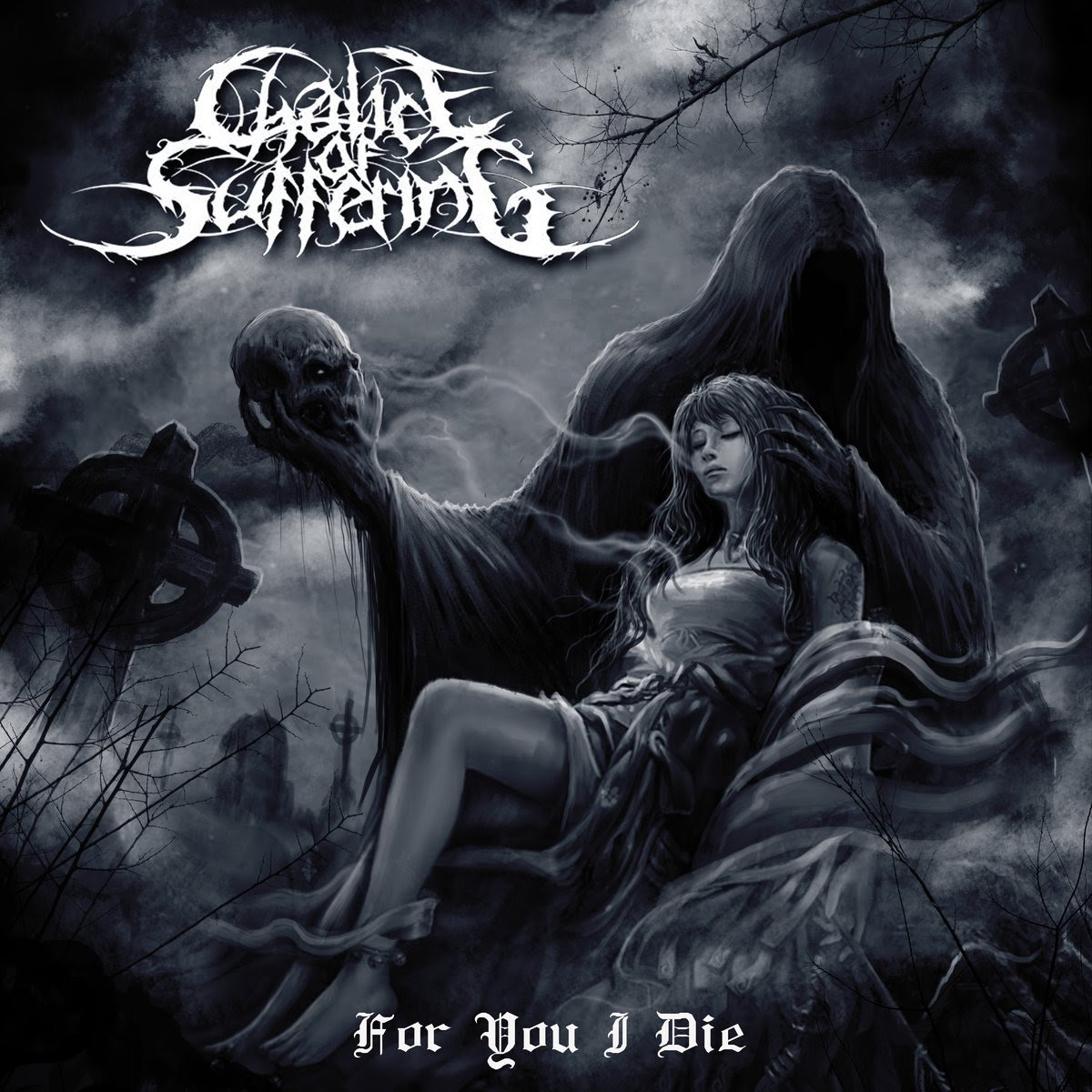 Chalice Of Suffering: For You I Die (2016) Book Cover