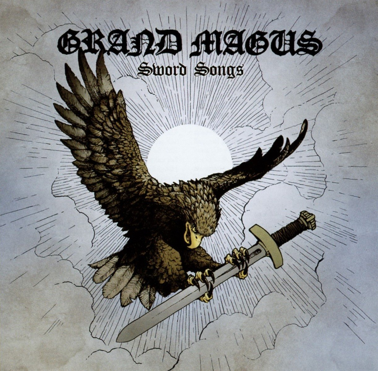 Grand Magus: Sword Songs (2016) Book Cover