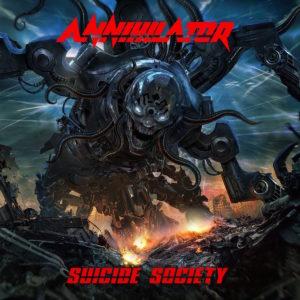 Annihilator Suicide Society (2016)