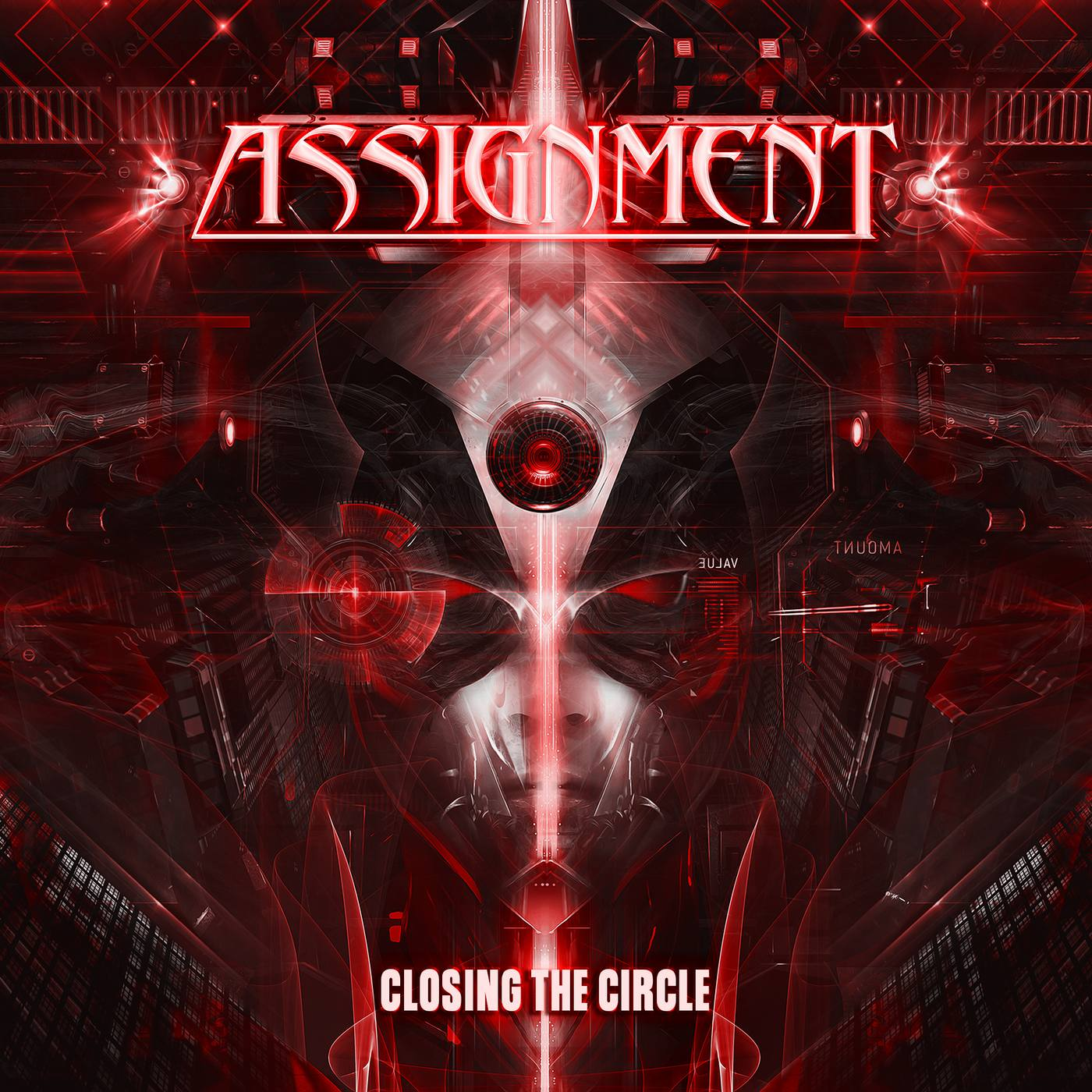 Assignment: Closing The Circle (2016) Book Cover
