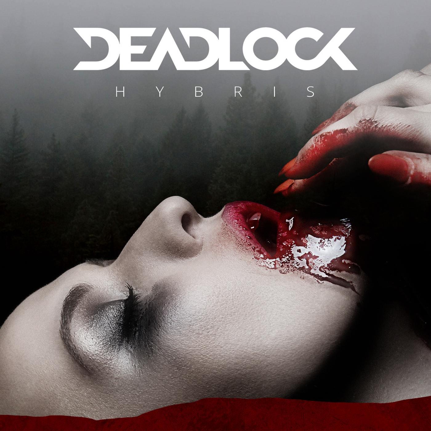 Deadlock: Hybris (2016) Book Cover