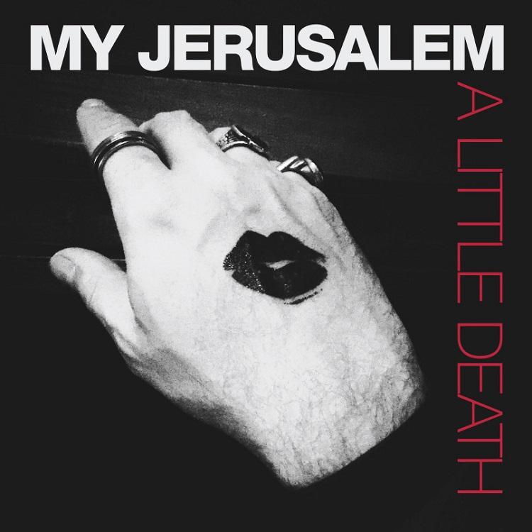 My Jerusalem: A Little Death (2016) Book Cover
