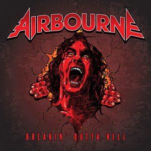 Cover: Breakin' Outta Hell von Airbourne
