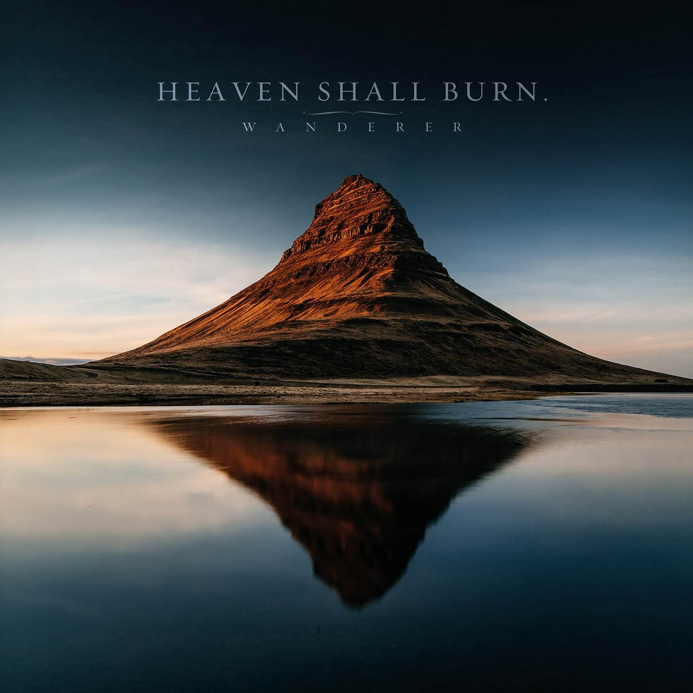Heaven Shall Burn: Wanderer (2016) Book Cover