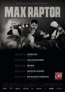 bs Max Raptor 2016