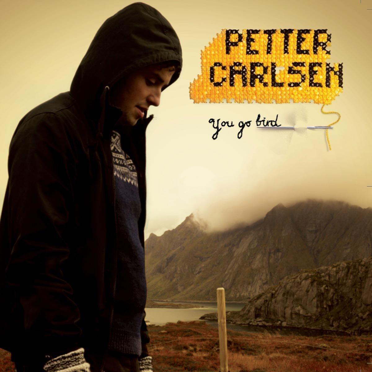 Petter Carlsen: You Go Bird (2016) Book Cover