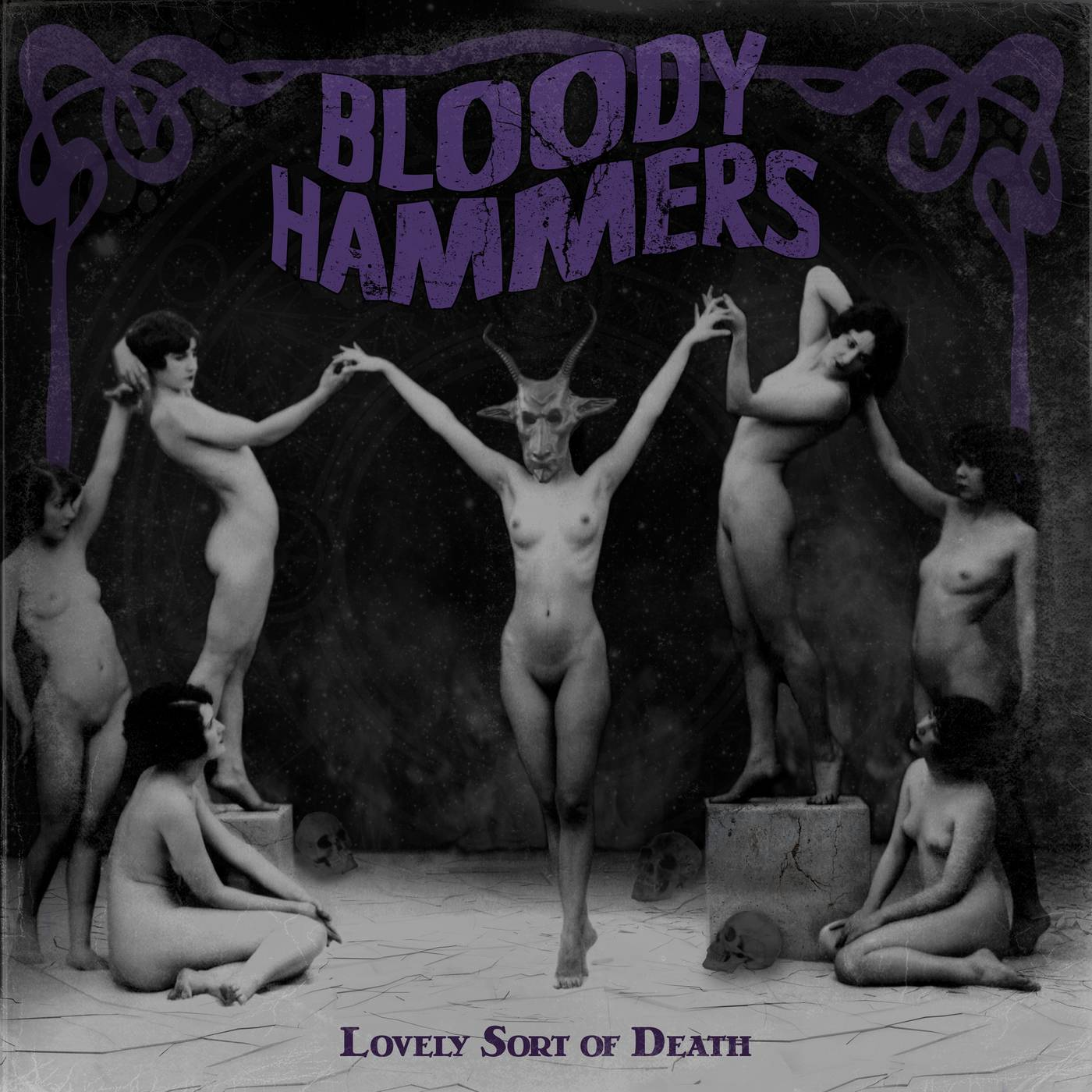 Bloody Hammers: Lovely Sort Of Death (2016) Book Cover