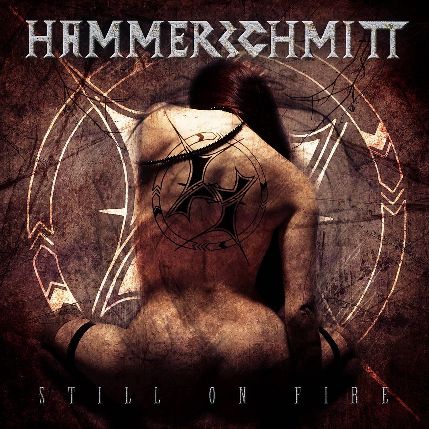 Hammerschmitt: Still On Fire (2016) Book Cover