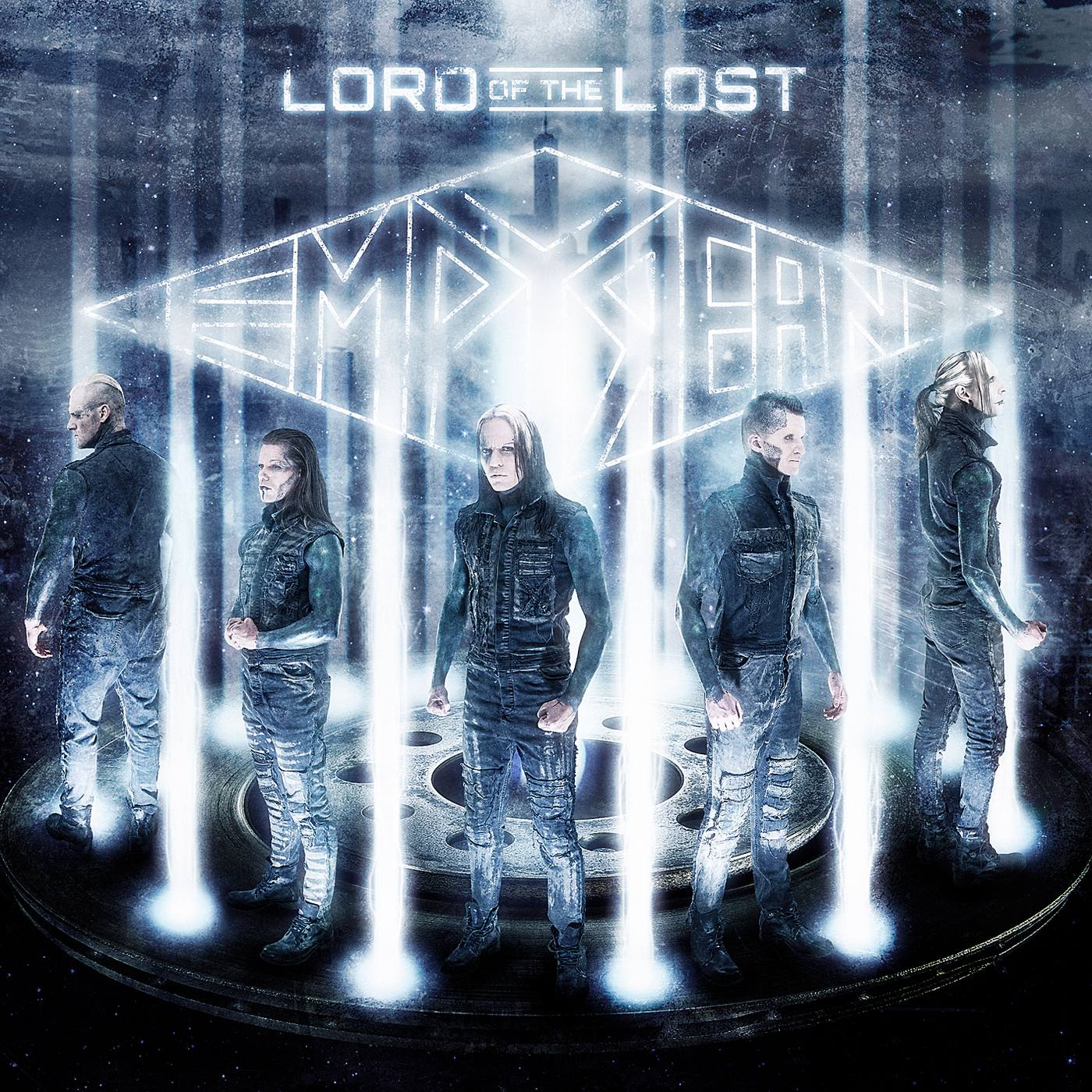 Lord Of The Lost: Empyrean (2016) Book Cover