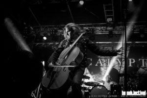 Apocalyptica (Foto: Kristin Hofmann)