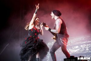 Within Temptation (Foto: Torsten Volkmer 2016 bs!)