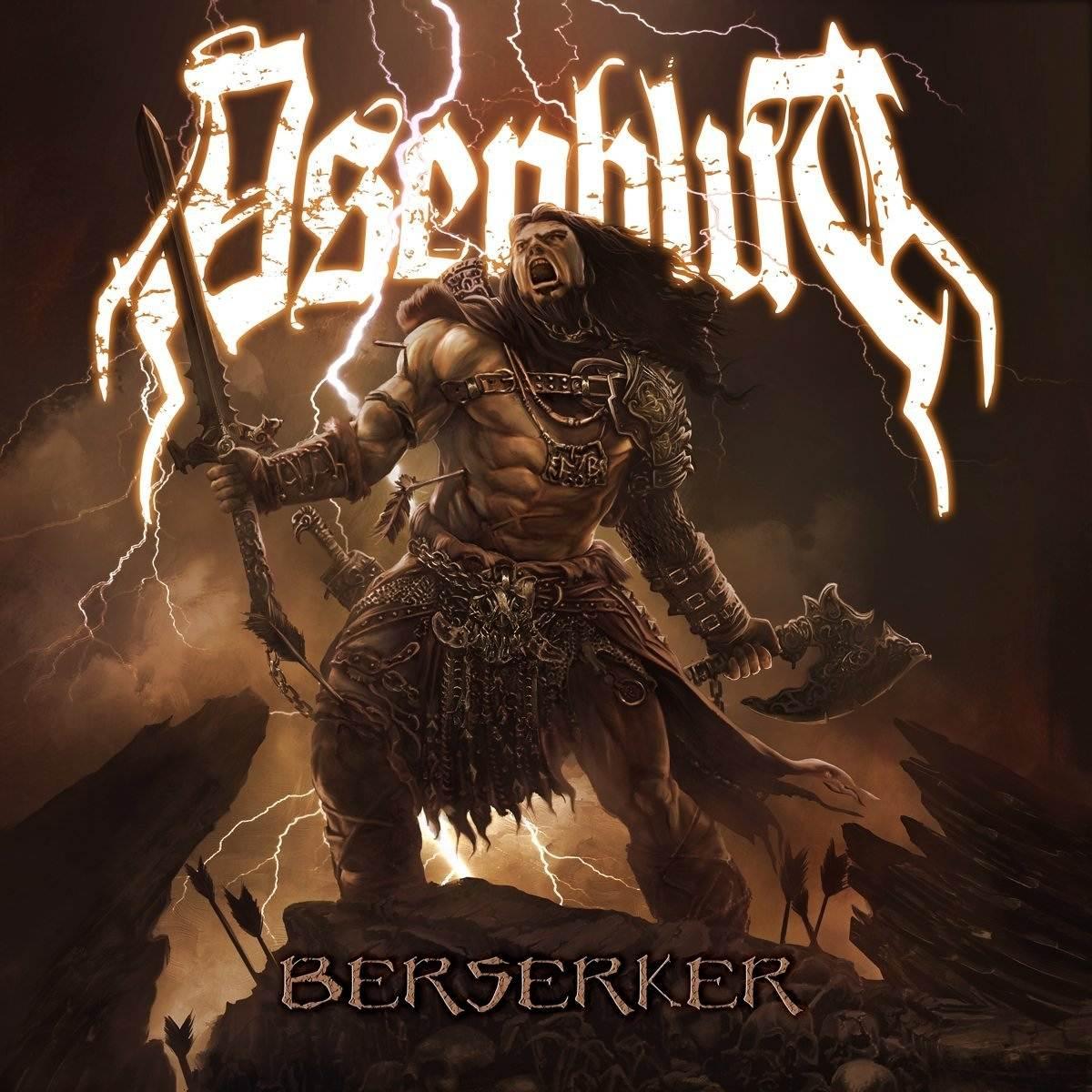 Asenblut: Berserker (2016) Book Cover