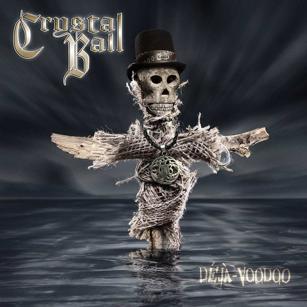 Crystal Ball: Déjà-Voodoo (2016) Book Cover