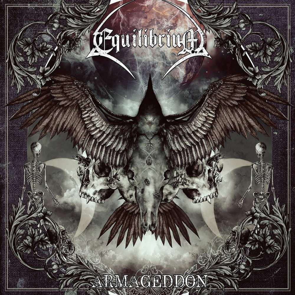 Equilibrium: Armageddon (2016) Book Cover