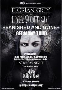 Eyes Shut Tight (Tourposter: hfr.)