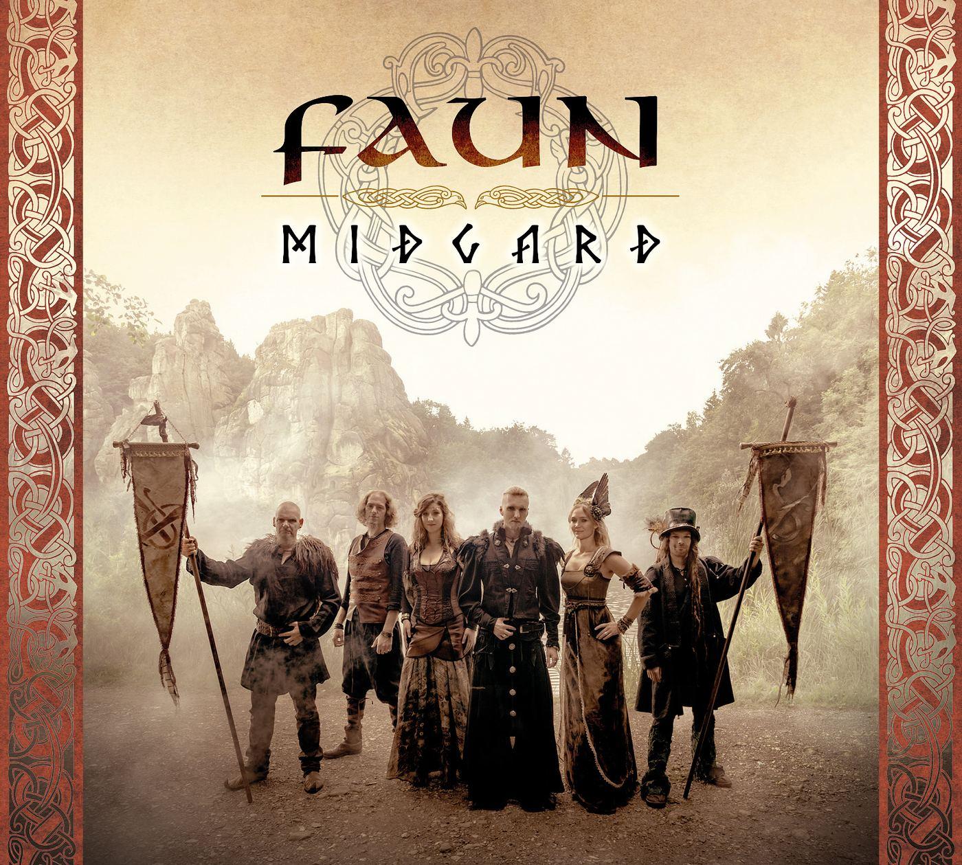 Faun: Midgard (2016) Book Cover