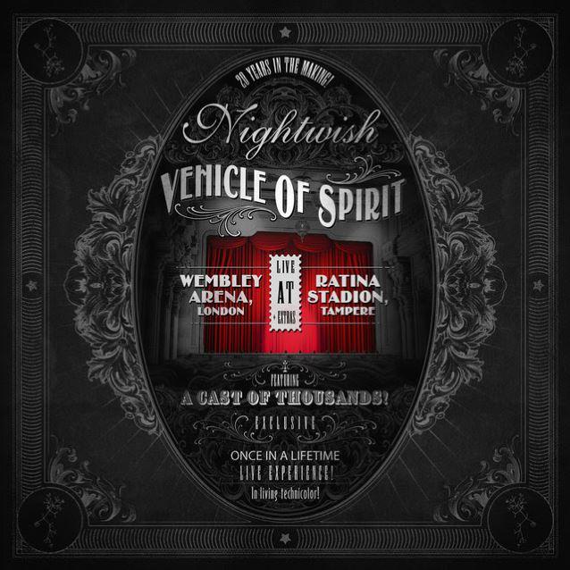 Nightwish: Vehicle of Spirit (2016) Book Cover
