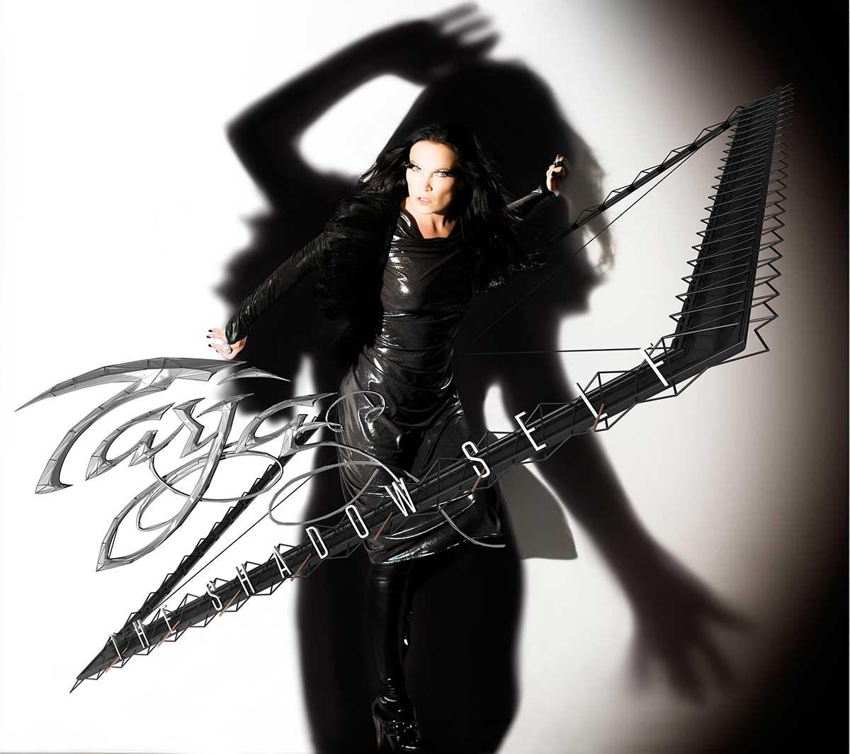 Tarja: The Shadow Self (2016) Book Cover