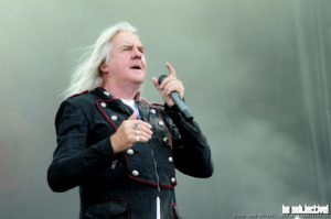 Saxon (Foto: Lars Peters)