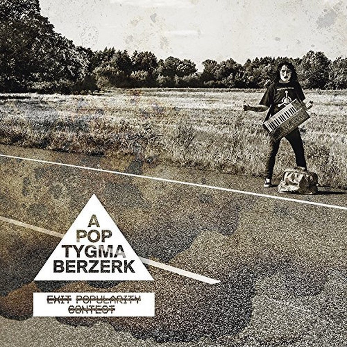 Apoptygma Berzerk: Exit Popularity Contest (2016) Book Cover