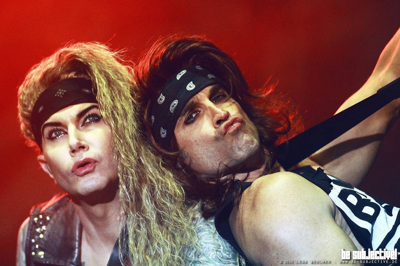 Steel Panther All You Can Eat Tour