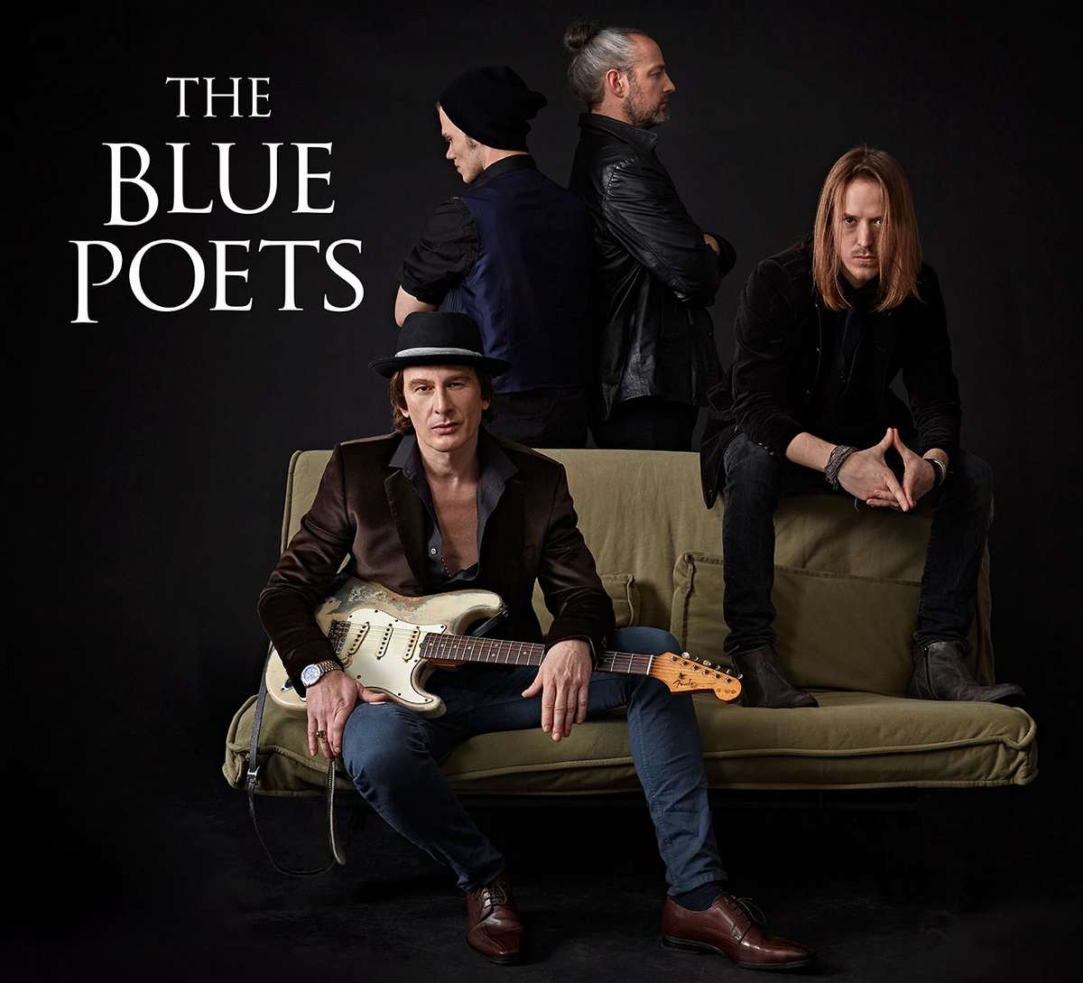 The Blue Poets: The Blue Poets (2016) Book Cover