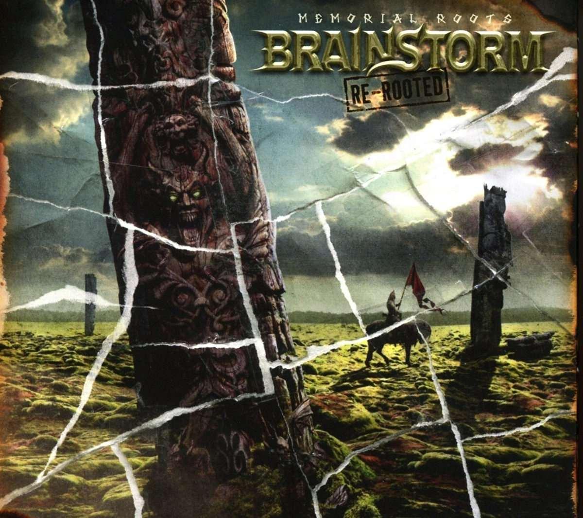 Brainstorm: Memorial Roots (2016) Book Cover