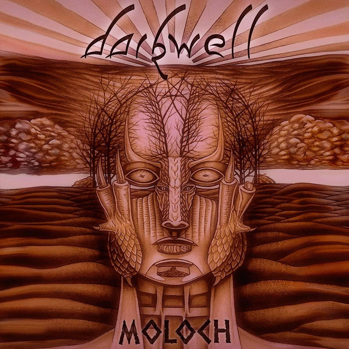 Darkwell: Moloch (2016) Book Cover