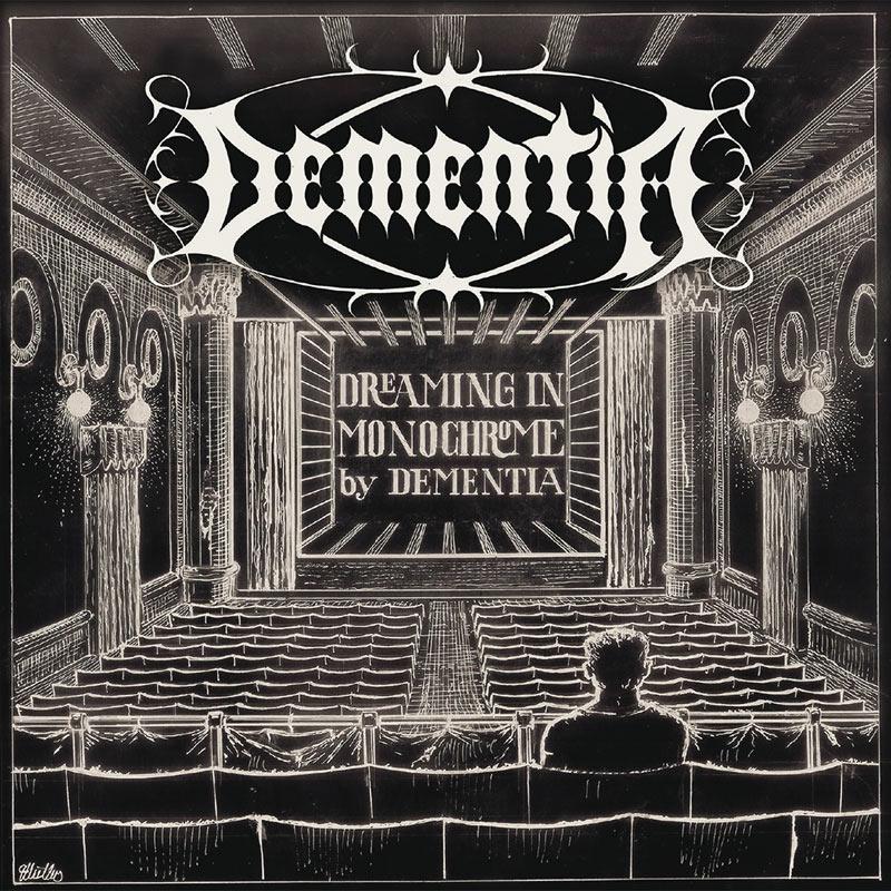 Dementia: Dreaming In Monochrome (2016) Book Cover
