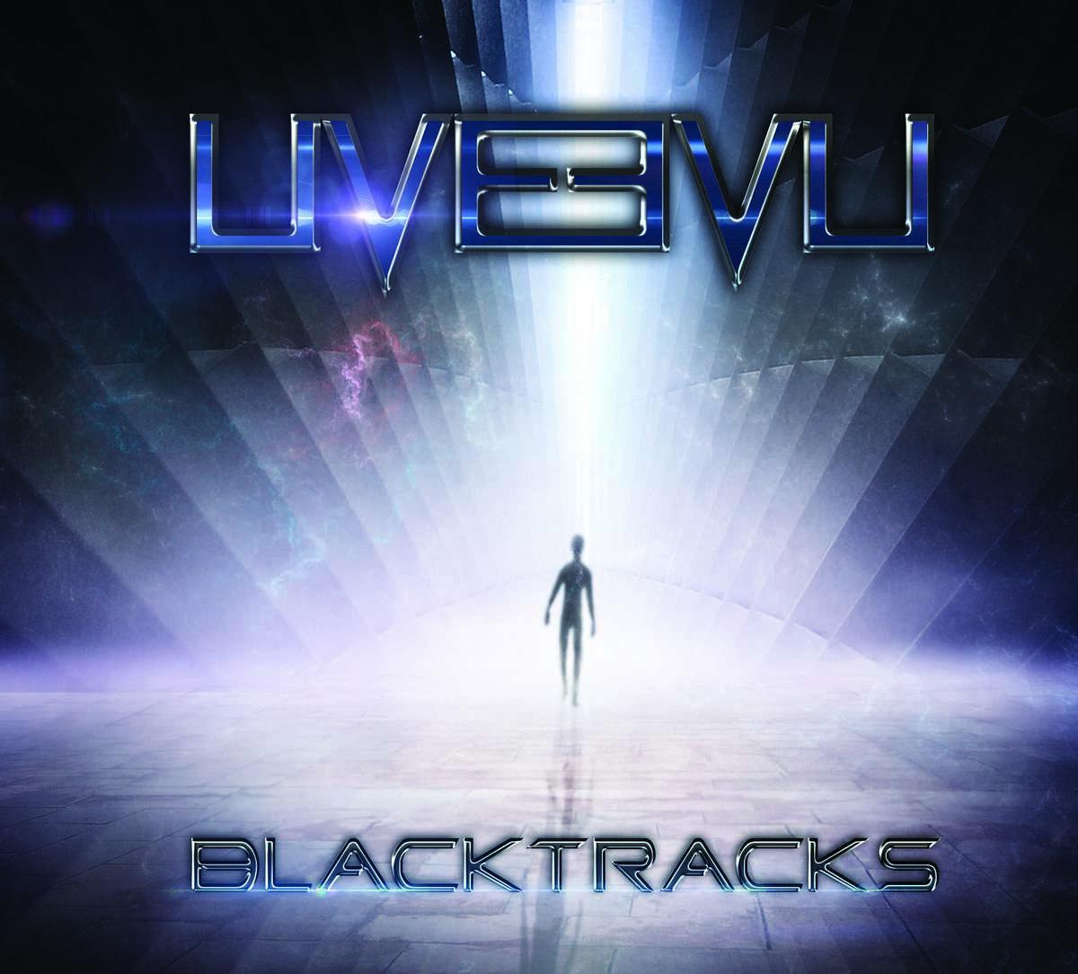 Liveevil: Blacktracks (2016) Book Cover