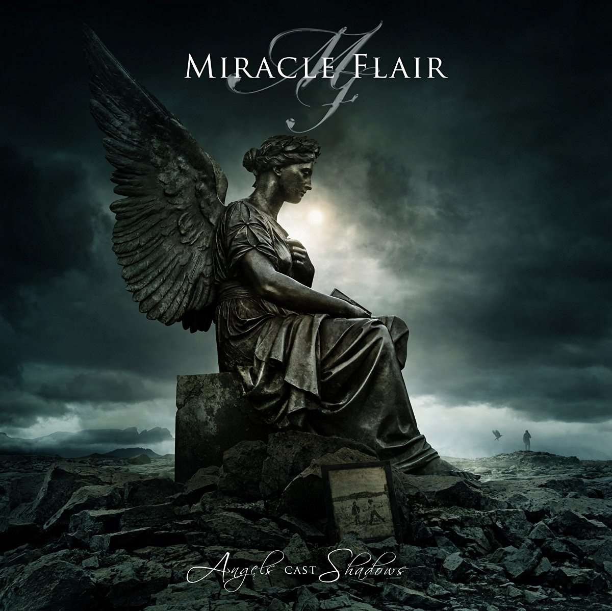 Miracle Flair: Angels Cast Shadows (2016) Book Cover