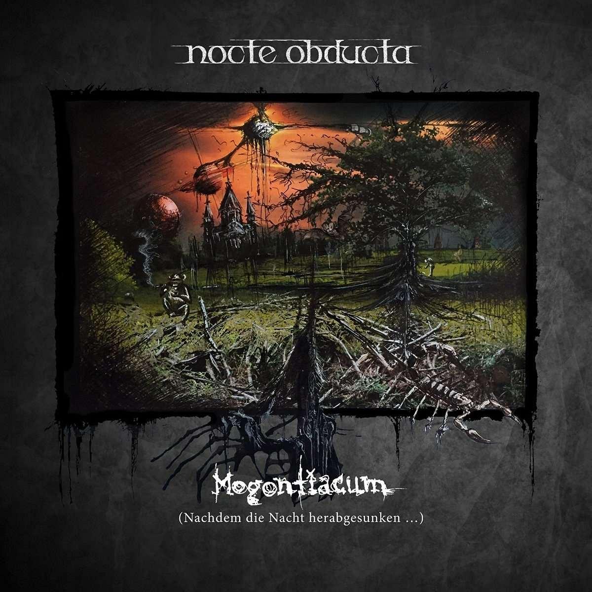 Nocte Obducta: Mogontiacum (2016) Book Cover
