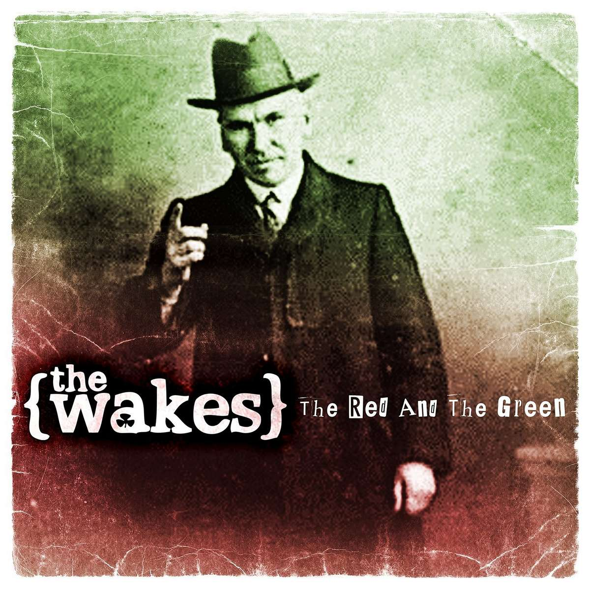 The Wakes: The Red And The Green (2016) Book Cover